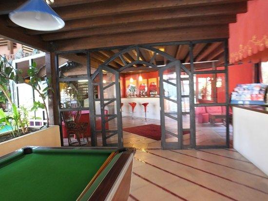 Le Tropic Hotel : Bar