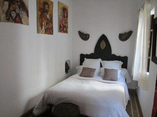 Dar Amanza: La chambre