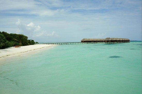 LUX* South Ari Atoll: Prestige Water Villas