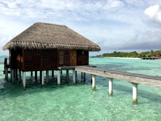 LUX* South Ari Atoll: Our Villa