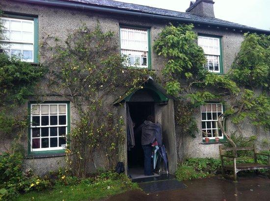 Hill Top, Beatrix Potter's House: Rainy day