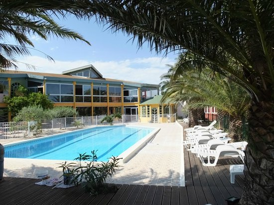Le Tropic Hotel : Pool