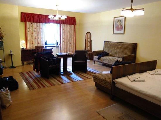 Hotel Zlaty Andel : Zimmer 29