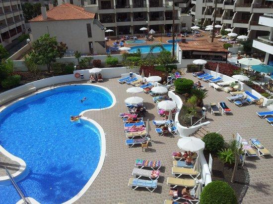 Hotel-Apartamentos Andorra: Our Pool.