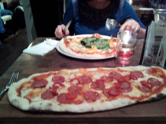 Prezzo - Euston : pizza