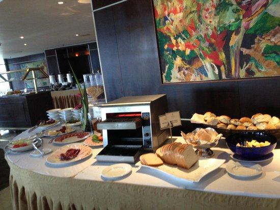 LIDOTEL Centro Lido Caracas: Buffet de Desayuno