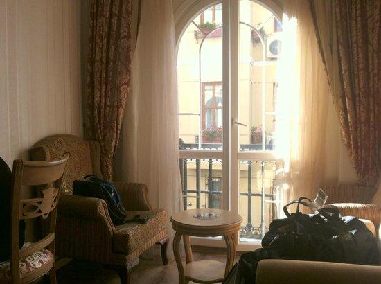 Albatros Premier Hotel: Room 212