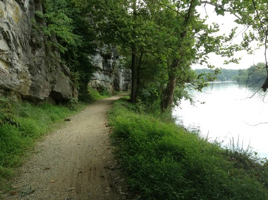 Potomac Picture Of C Amp O Canal Towpath Maryland Tripadvisor