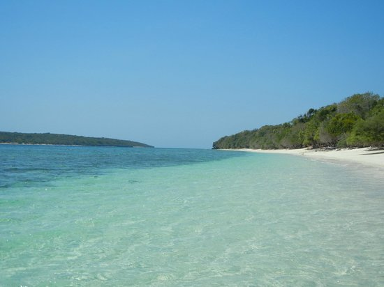 Com, Восточный Тимор: Jaco Island