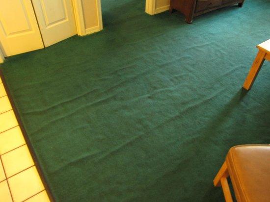 London Bridge Resort : carpet
