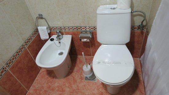 Masaru Apartments: salle de bain