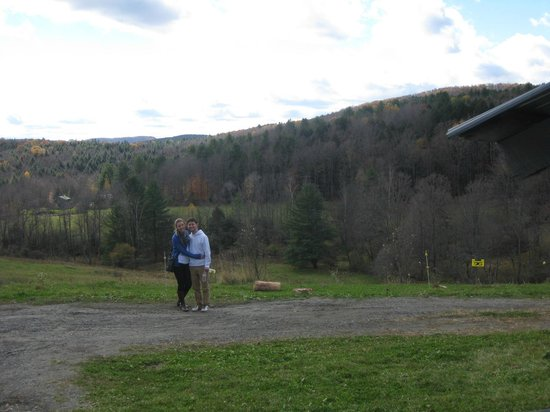 Sugarbush Farm: scenery