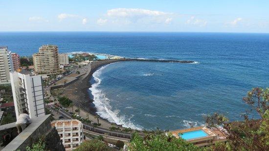 Masaru Apartments: playa martianez