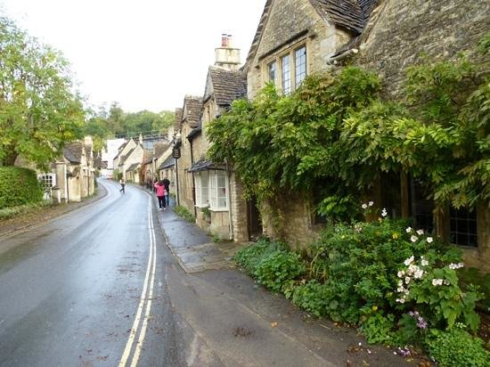 Mad Max Tours: Castle Combe