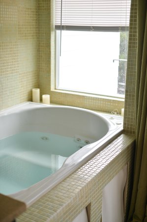 Pikes Peak Paradise Bed and Breakfast: I still dream about this tub