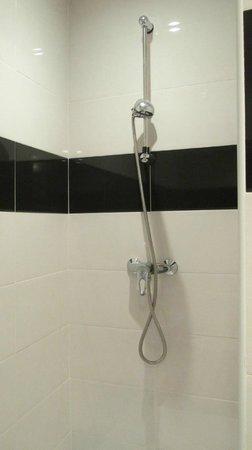 Hotel Cresp : wc novinho