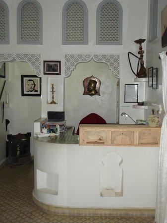 bureau accueil Picture of Riad Noos Noos Marrakech TripAdvisor