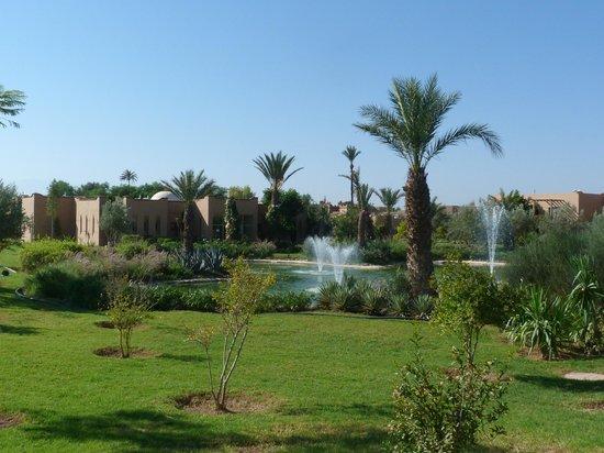 Club Dar Atlas: jardin