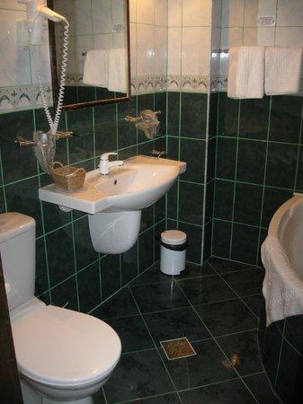 Hotel Casa Wagner: Hotel bathroom