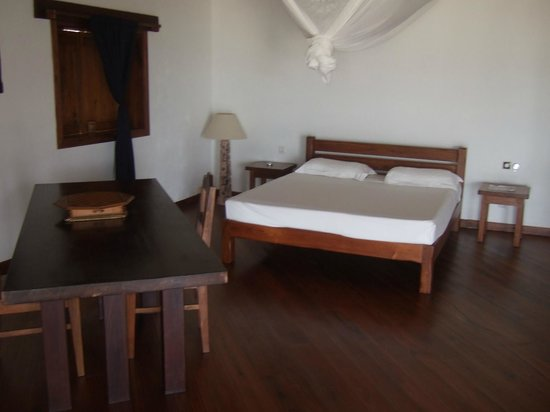 Anakao Ocean Lodge: La camera