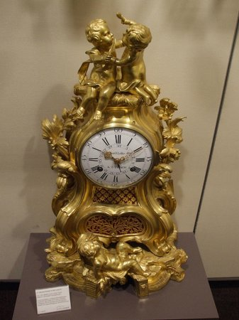 Beyer Clock and Watch Museum: Time piece