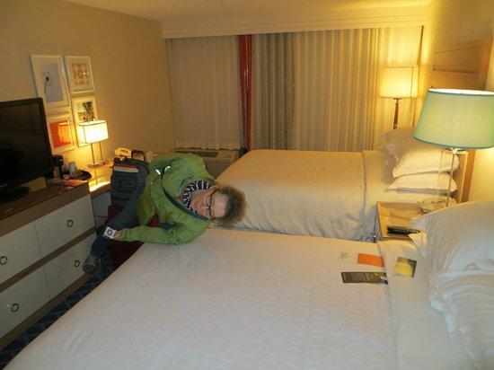 Sheraton Lake Buena Vista Resort: Comfortable beds