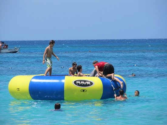 Doctor S Cave Beach Water Trampoline