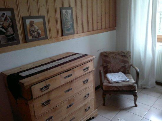 Hotel la Chaux-d'Abel: einzelzimmer