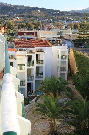 Golden Beach Hotel: room2 view