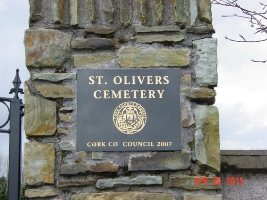 ‪Rory Gallagher Gravesite - St. Olivers Cemetery‬