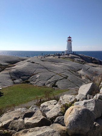 "Scotiabank Centre : ""Peggy's Cove"" Near Halifax. Nice area, Great Resturant."