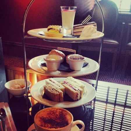 Norton House Hotel & Spa Edinburgh: Afternoon tea