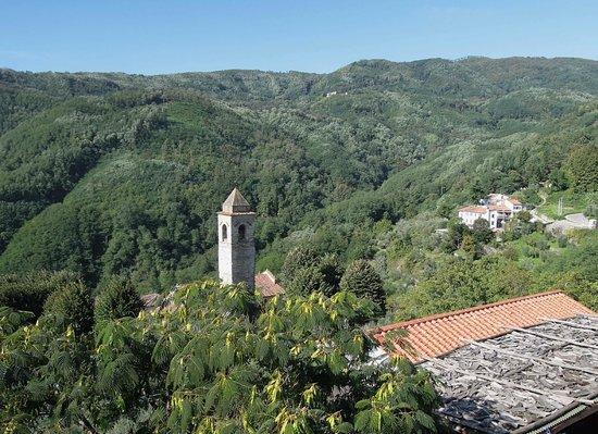 Agriturismo Barbicaio : View from window of La Cascia