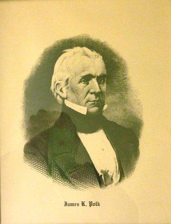 Hale Springs Inn : President Polk