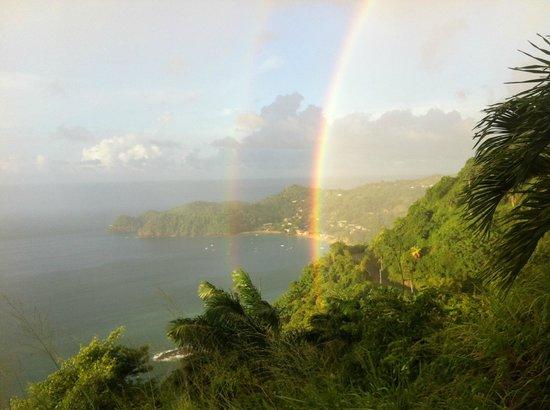Naturalist Beach Resort: view of the bay