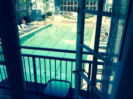 The Lafayette Hotel, Swim Club & Bungalows: Room 54