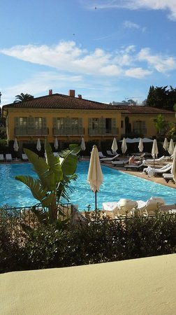 Hotel Royal-Riviera : View of pool