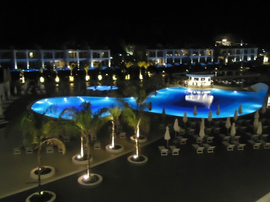 Princess Andriana Resort & Spa : View from our balcony