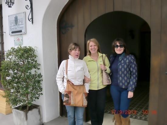 Hotel del Virrey: DISFRUTANDO SALTA