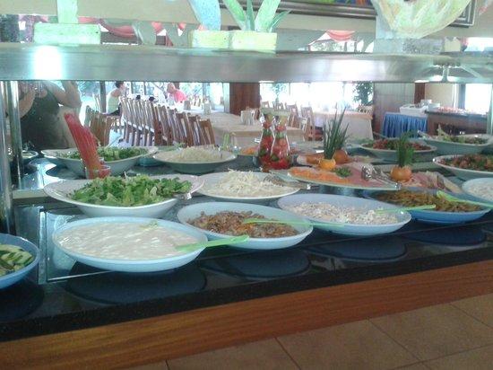 Marbel Hotel: Dinner 2