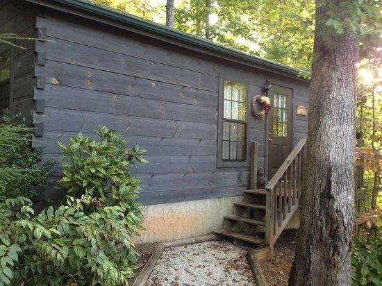Arbor Cabins at Lake Lure : Hickory