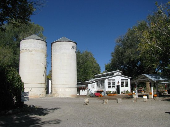 Los Poblanos Historic Inn & Organic Farm: The farm store