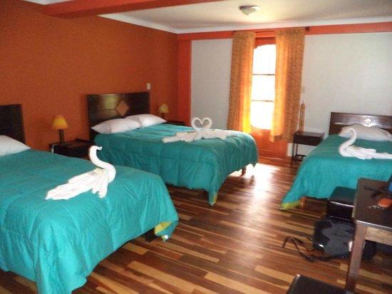 Tunupa Lodge : la chambre 226