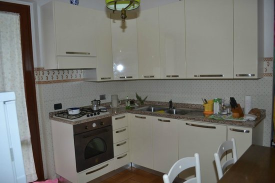Bed & Breakfast Villa I Ciliegi: Cucina