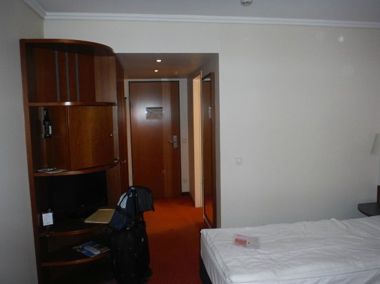Seminaris Seehotel Potsdam: quarto confortável