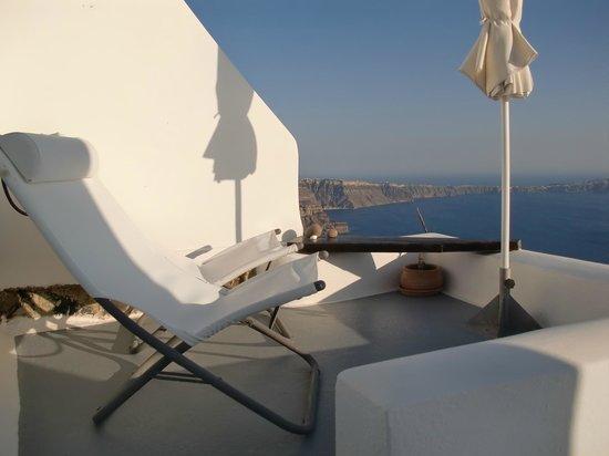 Arc Houses: Our balcony