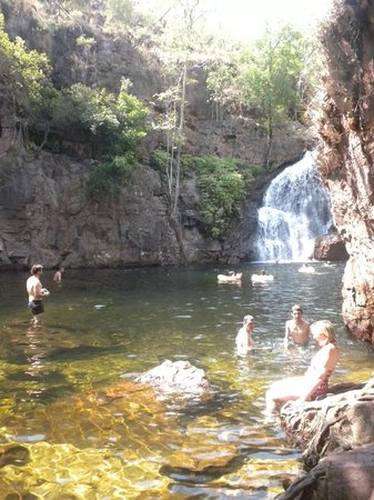 Litchfield National Park: Litchfield National - Florence Falls
