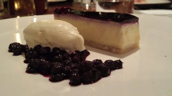 The Black Swan: Cheesecake