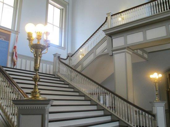 Florida Historic Capitol Museum: inside museum