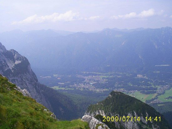 Wank Mountain: Garmisch